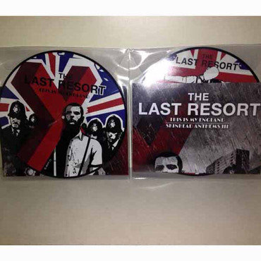 the last resort skinhead anthems 3 picture disc