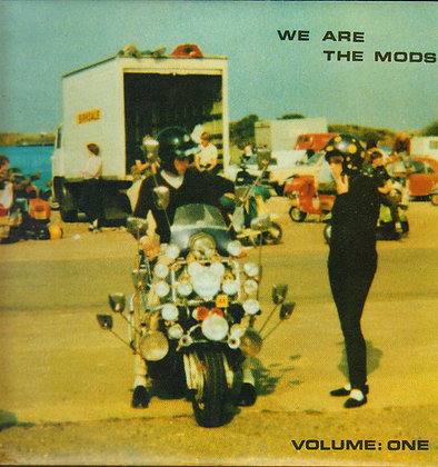 we are the mods lp