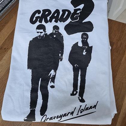 grade 2 graveyard t shirt