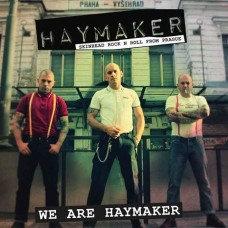 haymaker we are vinyl lp