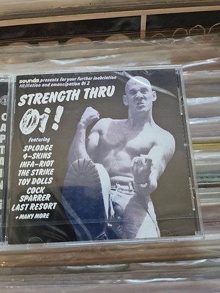 strength through oi cd