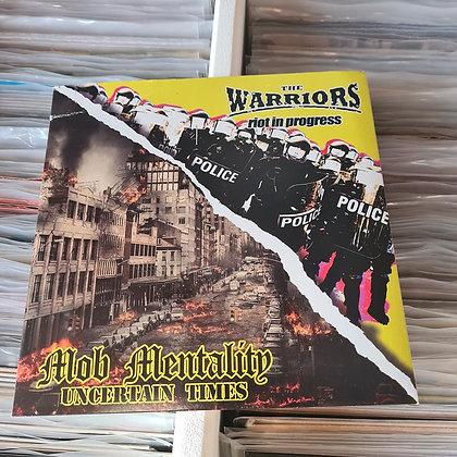 the warriors split single