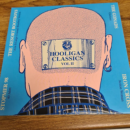 hooligan classics 2 vinyl 7 inch singles