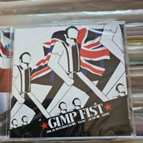 gimp fist marching on cd