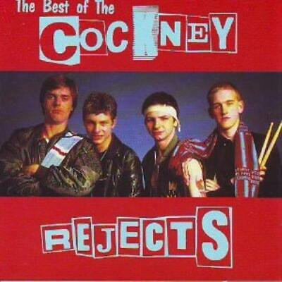 best of cockney rejects cd