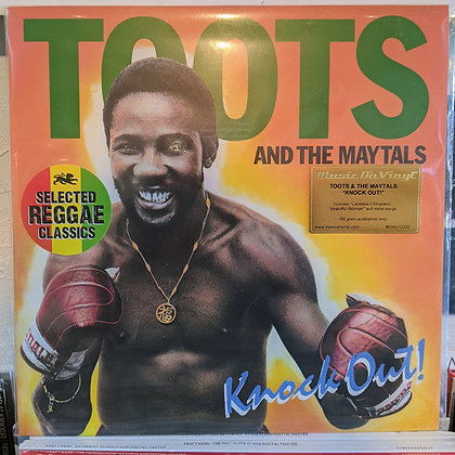 toots and the maytals knock out vinyl lp