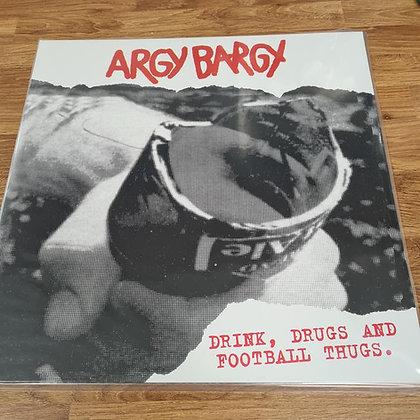 argy bargy drinks drugs vinyl lp