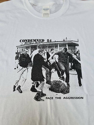 condemned 84 official face the aggretion