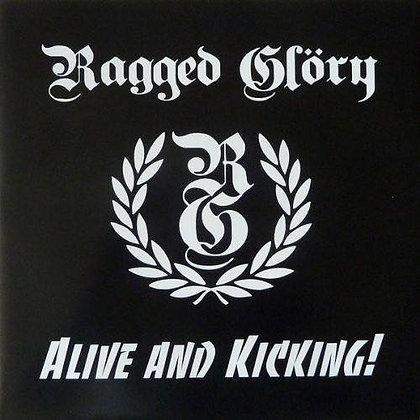 ragged glory live and kicking vinyl 12 inch ep