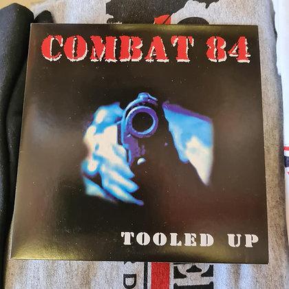 combat 84 tooled up vinyl single