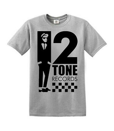 2 tone records t shirts