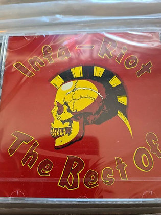 infa riot best of cd