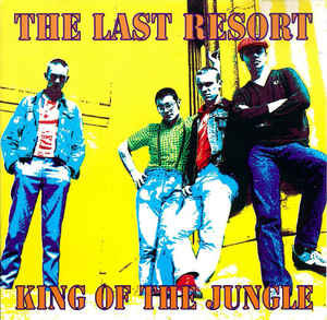 last resort king of the jungle cd