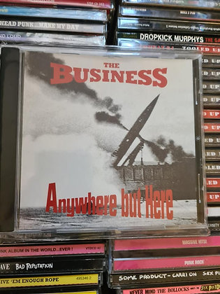 the business anywhere but here cd
