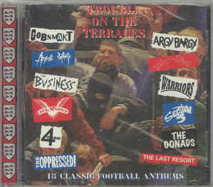 trouble on the terraces cd