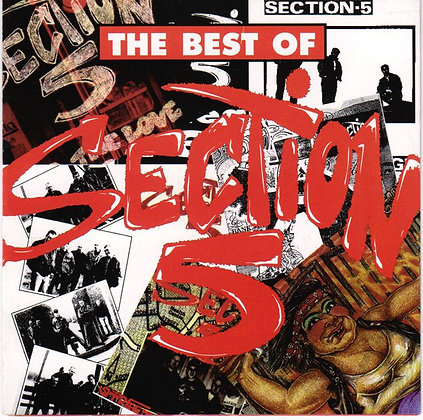 section 5 best of cd