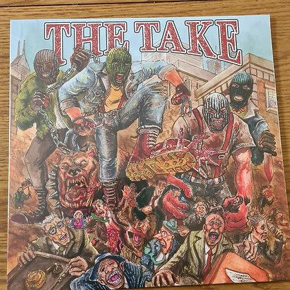 the take oi vinyl lp