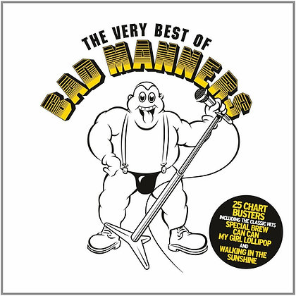 best of bad manners cd.