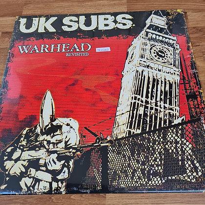uk subs warhead vinyl lp