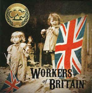 queensbury rules workers of britain vinyl single