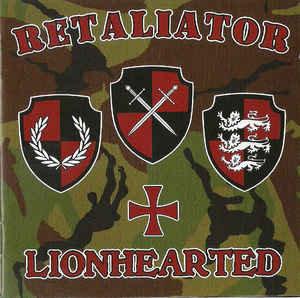 retaliator lionhearted lp