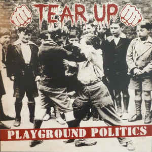 tear up playground vinyl lp