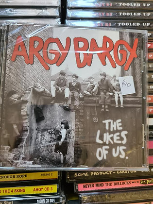 argy bargy the likes of us cd
