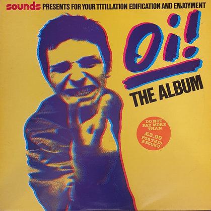 oi the album, vinyl lp
