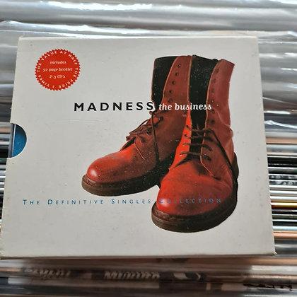 madness the buisiness box cd set