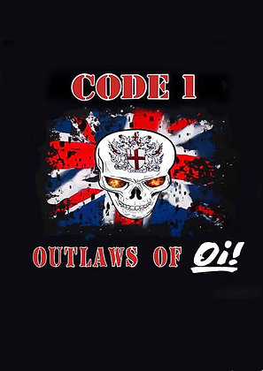 code 1 outlaws of oi cd