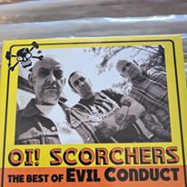 evil conduct best of cd