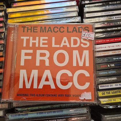 the mac lads fro mac cd