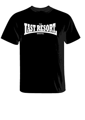 last resort bristol tees
