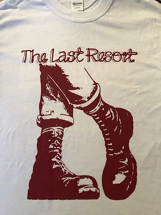 official last resort boots