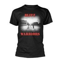 blitz warrior official t shirt