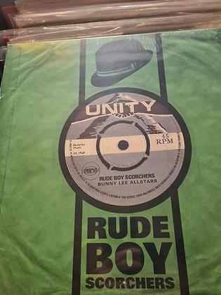 rude boy scorchers vinyl