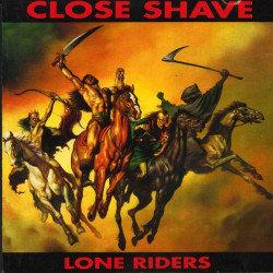 close shave loneriders vinyl lp