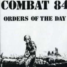 combat 84 orders of the day vinyl lp.