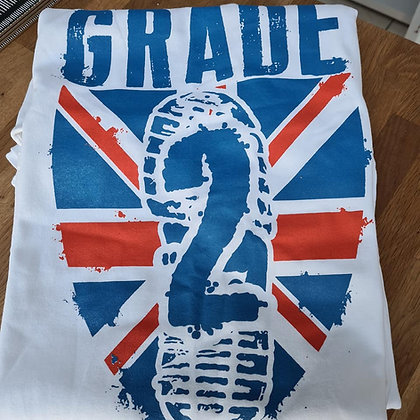 grade 2 boot t shirt