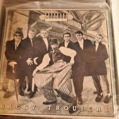 madness baggy tousers vinyl single