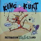 king kurt destination vinyl single