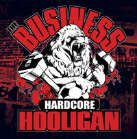 the business hardcore hooligan vinyl album