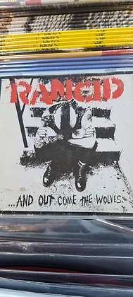 rancid and out came, cd