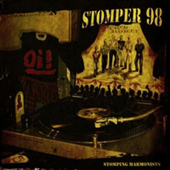 stomper 98 stomping vinyl lp