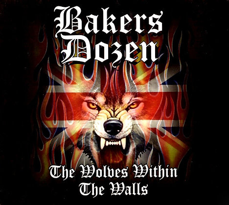 bakers dozen the wolves cd