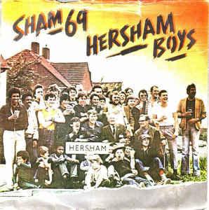 sham 69 hersham boys single