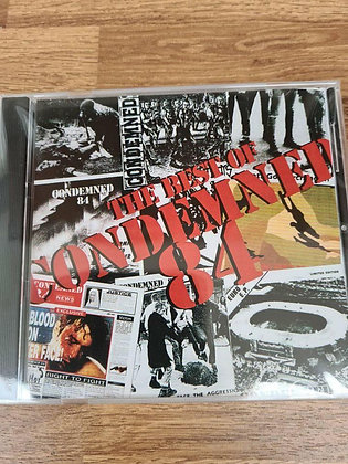 condemned 84 best of cd
