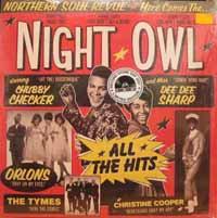night owl vinyl lp.