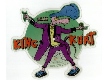 king kurt billy pic disc.