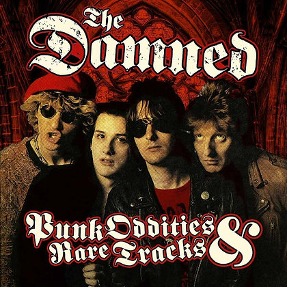 the damned punk odities cd